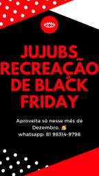 Festa Infantil - Black Friday Recreação