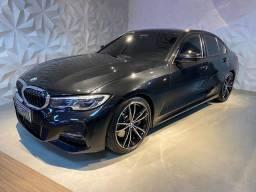 BMW 330 M SPORT BLINDADA, 2020, apenas 10.000 Km, igual á zero Km