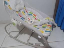 Cadeira para bebês com sons