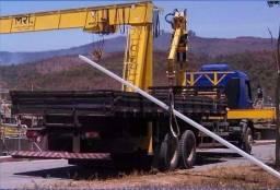 Alugo caminhão munck - locação