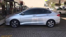Honda City EX,FLEX 16V Aut 2015