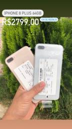 iPhone 8 Plus 64gb **oferta**