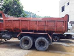 Caçamba Basculante Truck 8/12Metros