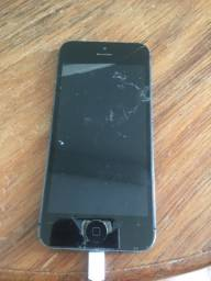 iPhone 5 Quebrado
