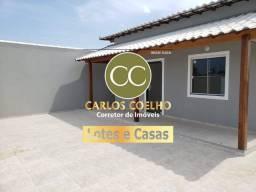 S 610 Linda Casa no Condomínio Gravatá I em Unamar - Tamoios - Cabo Frio/RJ