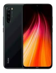REDMi Note 8 64gb preto semi-novo - Xiaomi