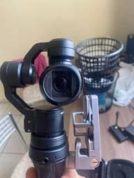 DJI Osmo Câmera com estabilizador de imagem
