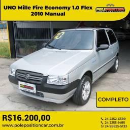 Uno Fire Economy 2P 2010 Completa