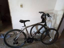 Bicicleta Caloi alumínio