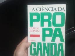 A Ciência Da Propaganda - Claude Hopkins - Em Ótimo Estado