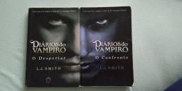 Livro Diários do vampiro