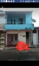 Vendo duas casas no bairro da Aruanha