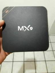 Mx9 4k configurando Android 10.1 aceito cartão