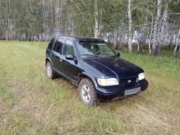 Kia Sportage 99 4x4 no gás