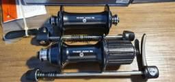 Cubos Shimano 105 (dianteiro E Traseiro) 36 Furos