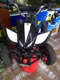 Mini quadriciclo 49 cc quase sem uso
