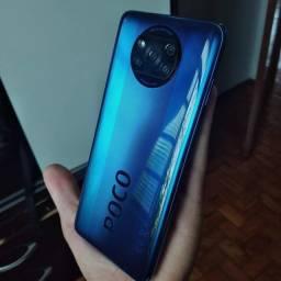 Troco Poco X3 NFC em Realme 7 Pro