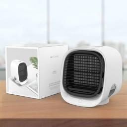 Título do anúncio:  Mini Ar Condicionado Portátil