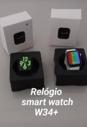 Relógio smart watch w34+
