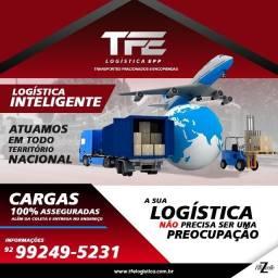 Título do anúncio: Transportadora de Carga todo Interior Amazonas - Transporte