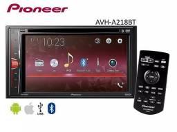 Multimídia Dvd Pioneer AVH 218BT ( Usado )