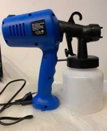 Título do anúncio: Pistola de Pintura Elétrica Pulverizadora Spray Gun