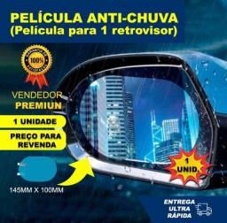 ?PROMOÇÃO Película anti Embaçante Anti chuva UNIDADE Original SIMPLES instalação