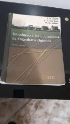 livro introdução a termodinamica da engenharia quimica smith