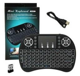 Mini Teclado Mouse Touchpad.