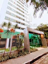 JS- Apartamento novo e espaçoso de 03 quartos em Casa Amarela - Edf. Leonardo Falcão