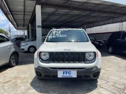 Título do anúncio: Jeep Renegade Flex 1.8 Branco Automático Completo