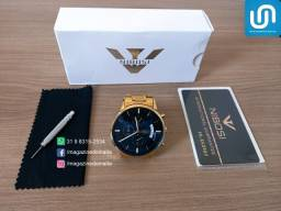 Relógio Masculino - Nibosi Original - Novo com Garantia