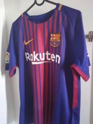 Camisa do Barcelona 2018