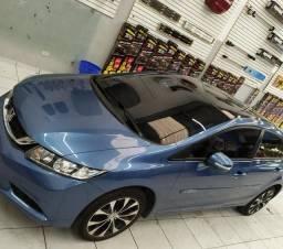 Honda Civic 2.0 Flexone - 2015