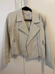 Jaquetas em couro legítimo