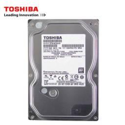 Disco rigido Toshiba 500gb 7200 rpm computador hdd 3.5 interno sata3  6 gb/s