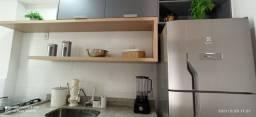 Apartamento com 2 dormitórios à venda, 64 m² por R$ 200.000 - Granja dos Cavaleiros - Maca