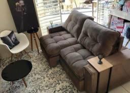 Título do anúncio: sofa veludo a pronta entrega
