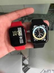 Liquidação: Smartwatch versão 2021. Entrega no mesmo dia ou 24hrs, pague na entrega