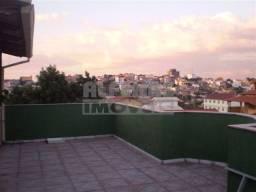 Apartamento à venda com 3 dormitórios em Santa cruz, Contagem cod:6342