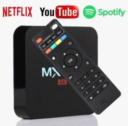 Tv  box 128gb