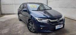Título do anúncio: HONDA CITY 1.5 EX 16V FLEX 4P AUTOMÁTICO