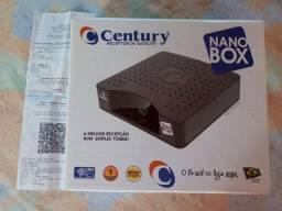 Vendo receptor century nano box