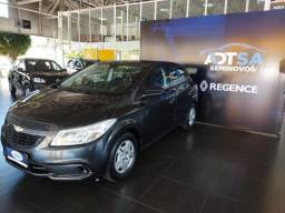 GM- Chevrolet Onix 1.0 Joy  16-17 Cinza