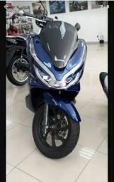 Honda PCX 2021 zerada
