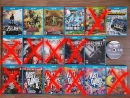 Jogos Nintendo WiiU Originais USA