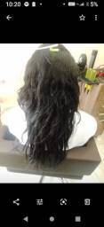 Vendo cabelo 65 cm ondulado