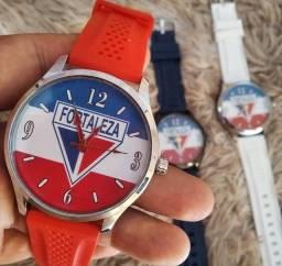 Título do anúncio: relógio futebol torcedor