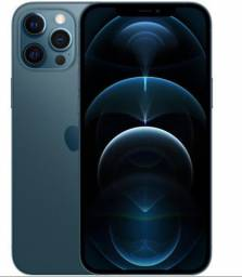 Título do anúncio: IPhone 12 Pro Maxx 256 gb Azul pacífico top de linha