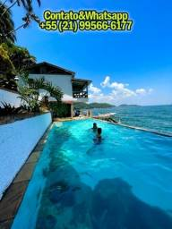 Refúgio Paradisíaco na Ilha Tropical Itacuruçá